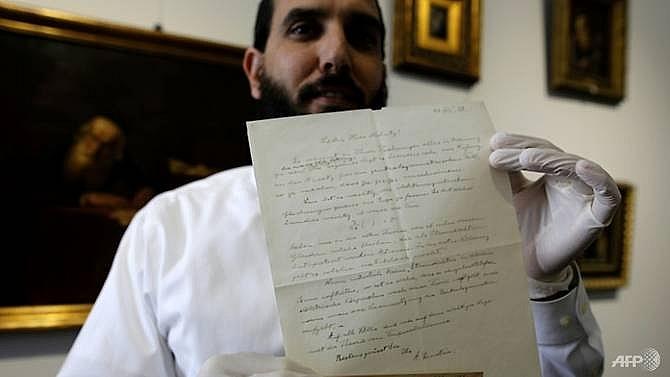 einstein letter fetches us 100000 at jerusalem auction