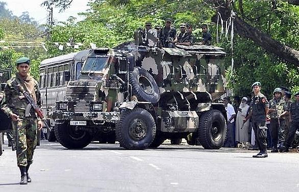 sri lanka blocks facebook social media amid riots