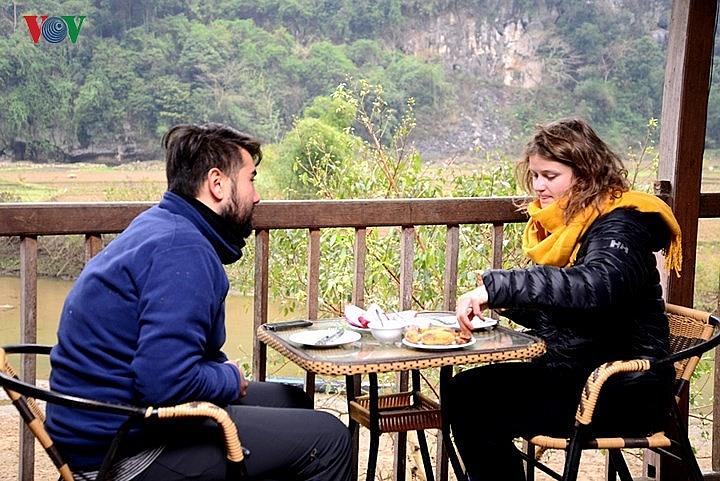 ba be lake lake view homestay at pac ngoi village