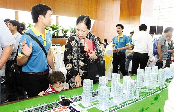 property market fuelled by viet kieu