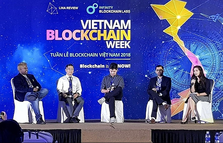 blockchain technology to see bright future in vietnam