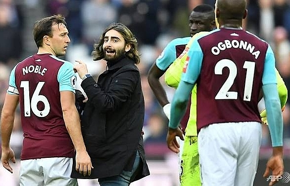 west ham face probe after fans mar burnley loss