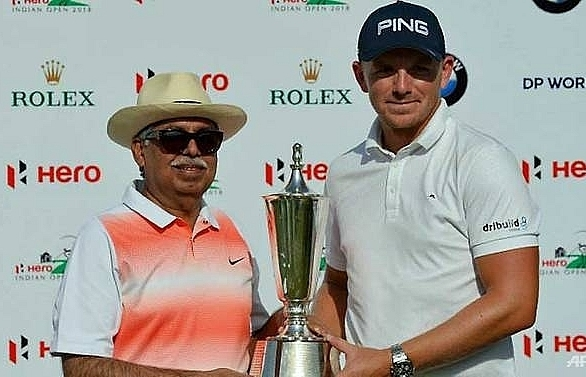wallace overcomes sharma to win indian open