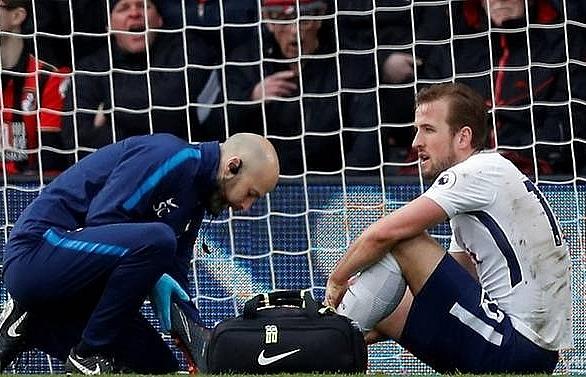 tottenham and england sweat on kane injury