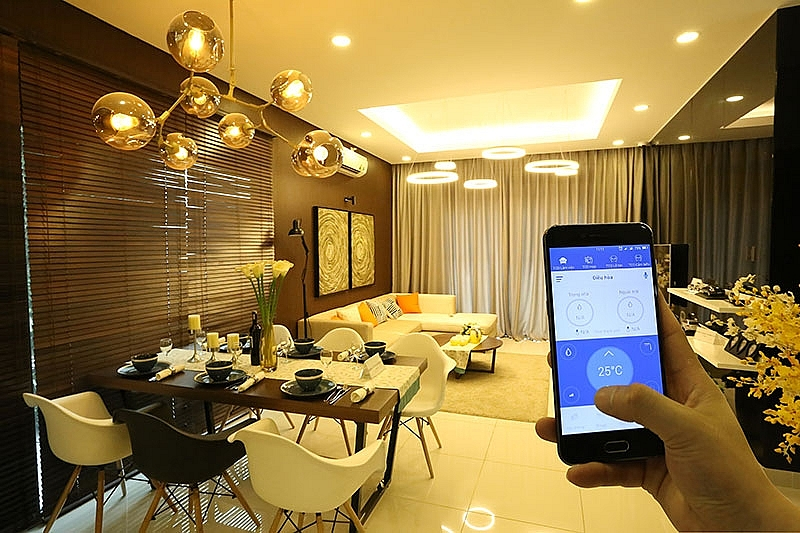 smart house of the future