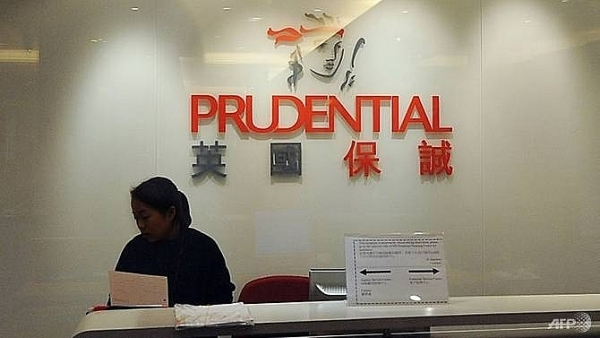 british firm prudential says to split into two