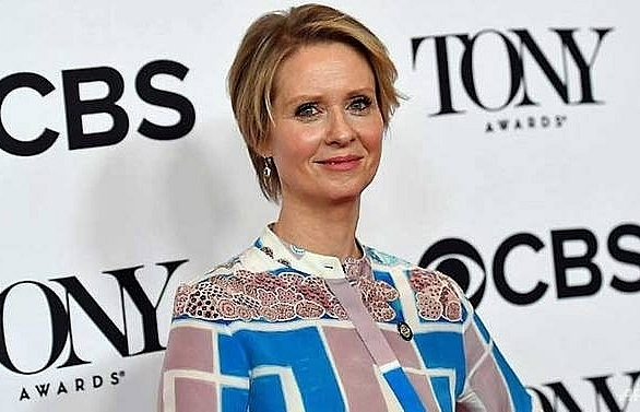 sex and the city star joins new york governor race