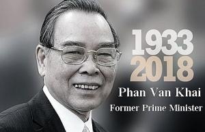 live state funeral of former prime minister phan van khai