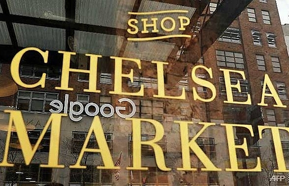 google buys nycs chelsea market building for us 24b