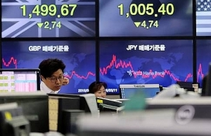 asian energy firms rally on oil surge but market gains pared