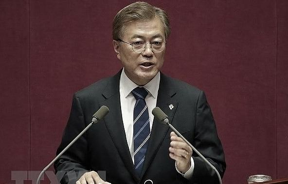 president moon jae in wants to lift rok vietnam partnership to next level