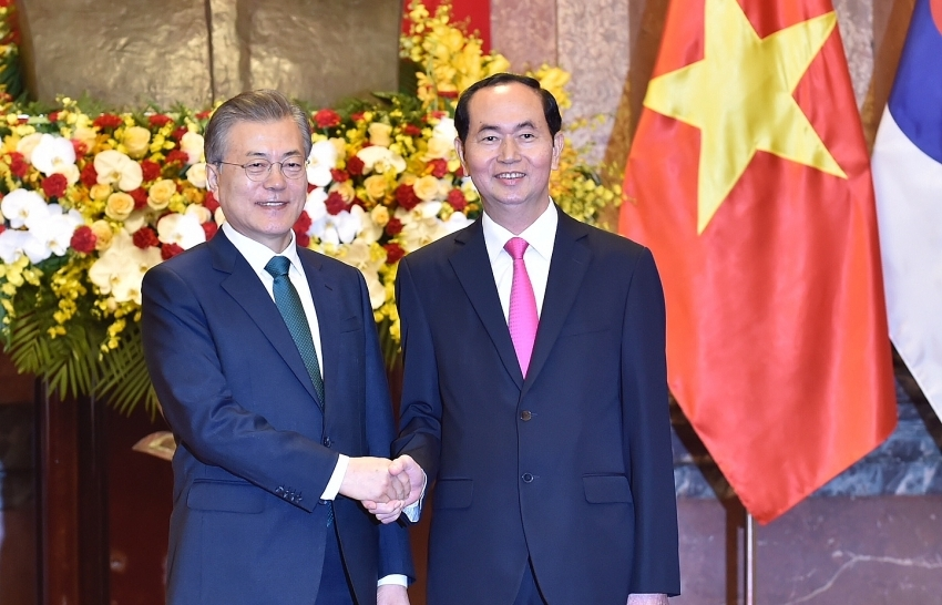 vietnam rok resolved to advance relations