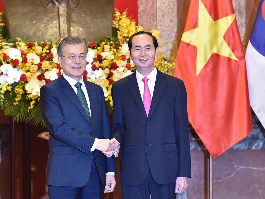 vietnam rok resolved to advance relations