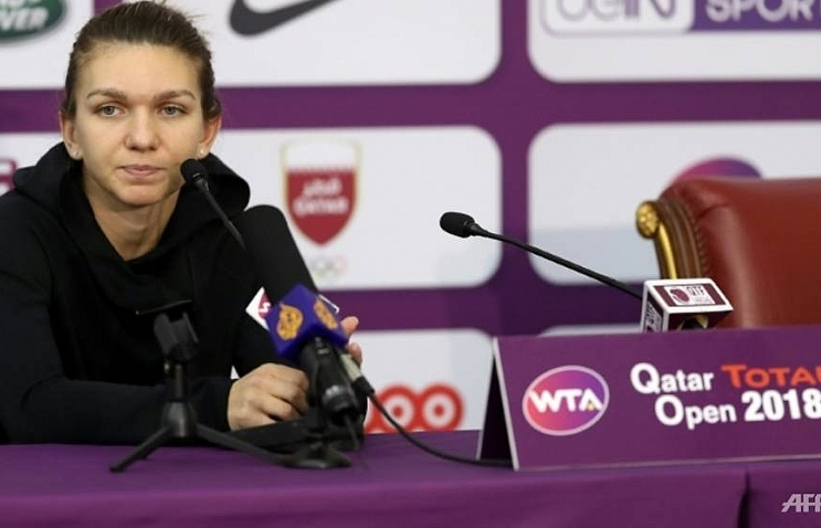 world number one halep crashes out of miami open
