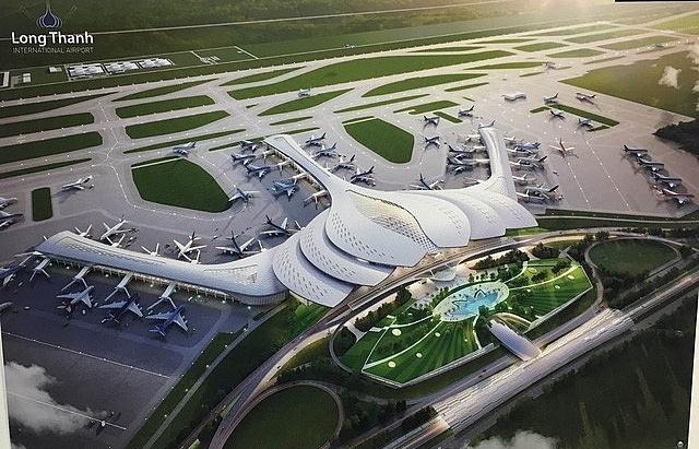 lotus design chosen for long thanh airport