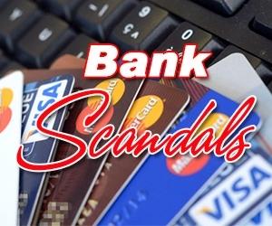 bank scandals