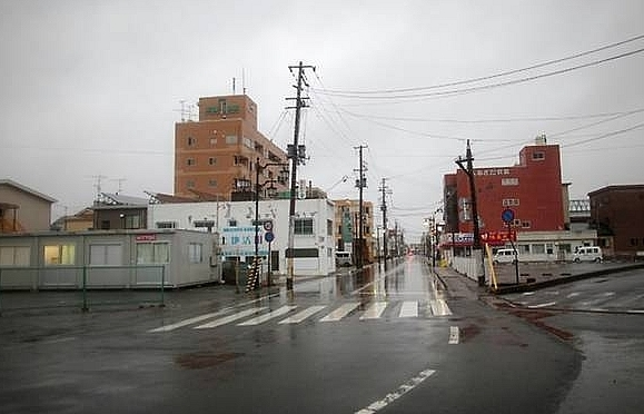 in fukushima ghost town a factory on the road to rebirth