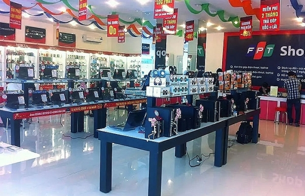 electronics chains prowl drug trade