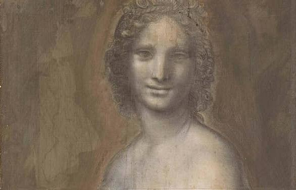 nude mona lisa may be by leonardo say experts