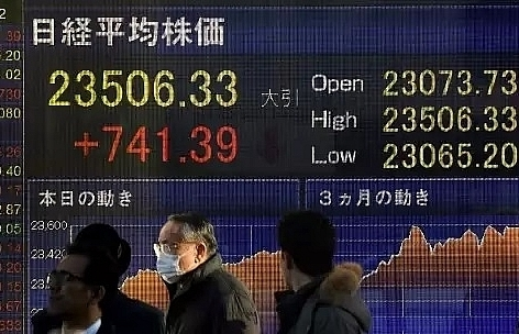 asian markets mostly higher as shanghai extends rally
