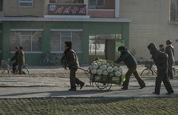 north korea food production lowest for a decade un