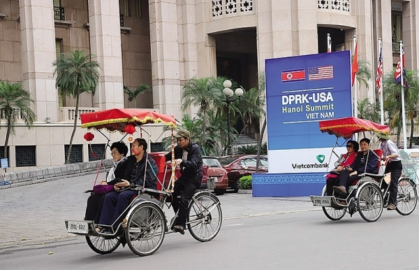 hanoi embraces global attention
