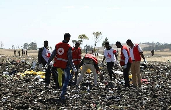 china india nationals among passengers and crew killed in ethiopian airlines flight et302 crash