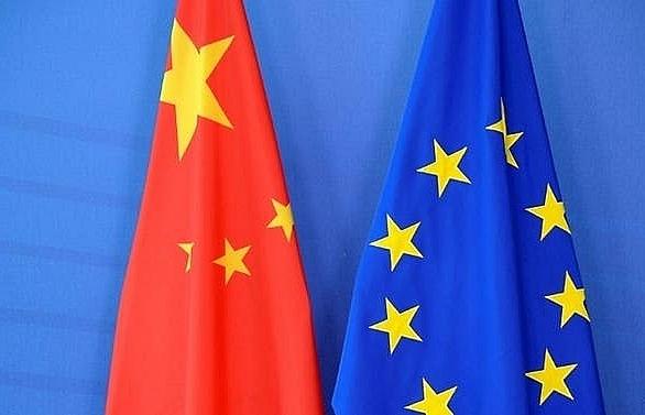 eu sets out 10 point plan to rebalance china ties