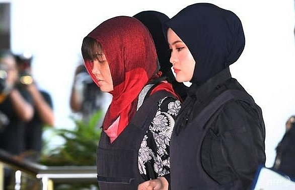 kim jong nam murder trial malaysia rejects call to release vietnamese woman