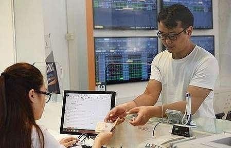 vn stocks volatile on short term profit taking