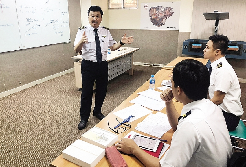 airlines checked by shortage of pilots