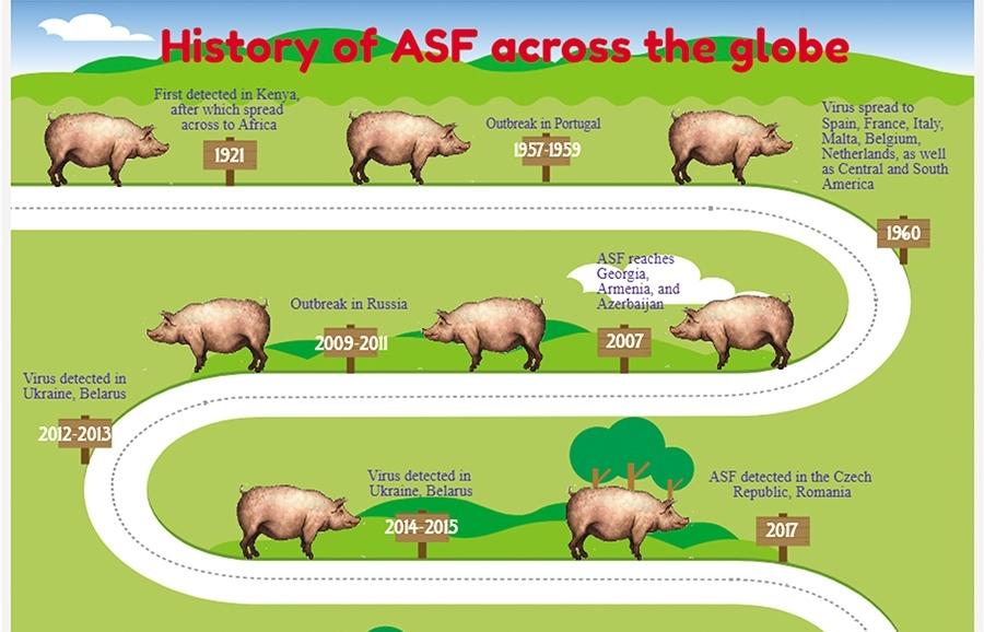 asf provokes preventative measures