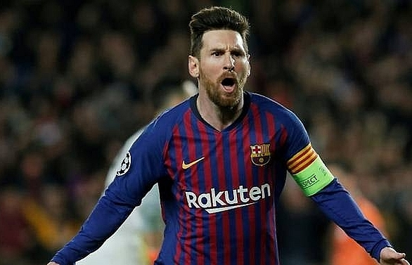messi mission on course after masterclass against lyon