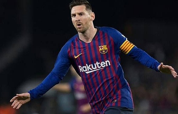 messi hat trick blows away betis