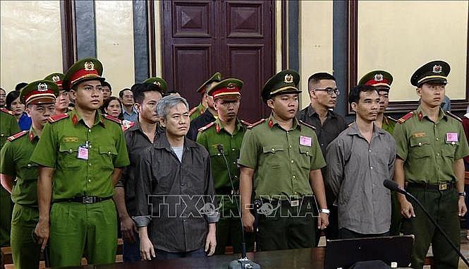 sentences upheld for five members of anti state organisation