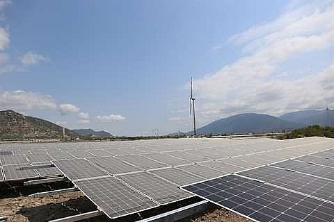 two solar power projects approved