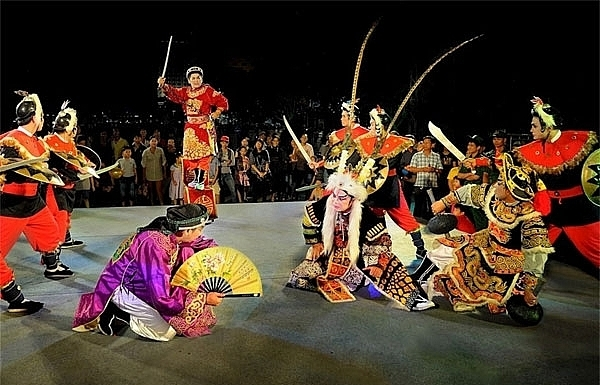 hcm city theatre troupes preserve tuong