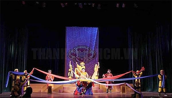 hcm city theatre troupes preserve tuong