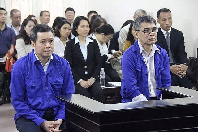 trial of ex leaders of vietsovpetro begins