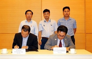 japan provides non refundable aid for six projects in vietnam