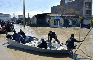 at least 18 dead as iran faces unprecedented floods