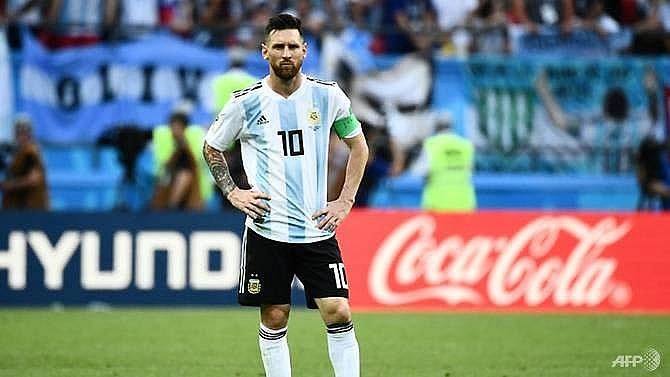 same sad story again for messis argentina return