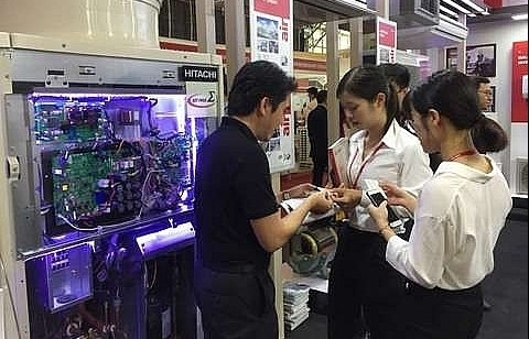 hvacr vietnam expo opens in hcm city