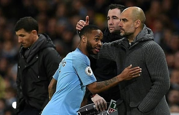 guardiola sarri open to stopping matches to confront racist abuse