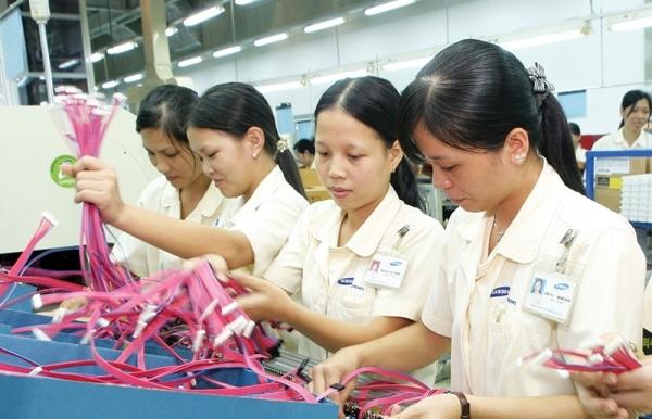 samsungs rd plans in vietnam proceed at full tilt
