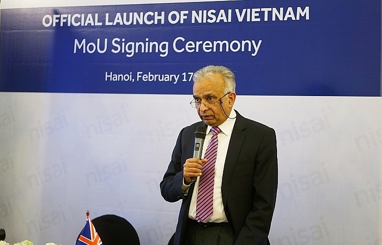 uk based education group nisai officially enters vietnam