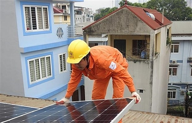 vietnam operates 24300 rooftop solar power projects
