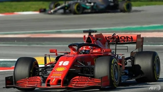 ferrari wants to put smiles on faces as italy locks down