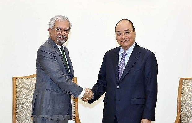 pm praises un agencies contributions to vietnams development