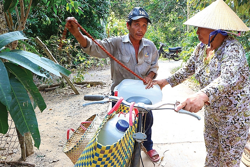 mekong farmers livelihoods in peril